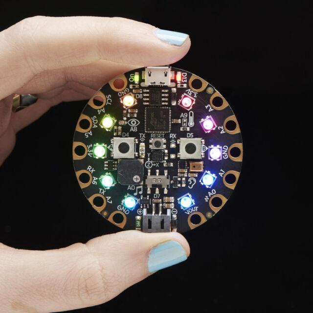 Adafruit Circuit Playground Express 3 3v 48mhz Arduino/makecode/python 3333