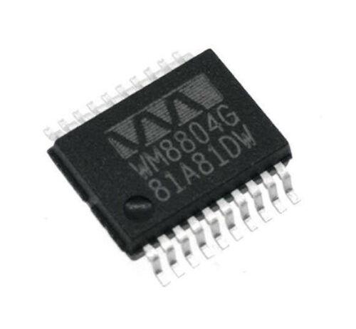 WM8804 Wolfson//Cirrus Logic SPDIF tranceiver