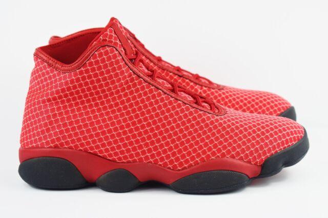 info for 7f8d5 de1ce Nike Air Jordan Horizon Hi Mens Basketball Shoes Red Multiple Size 823581  600