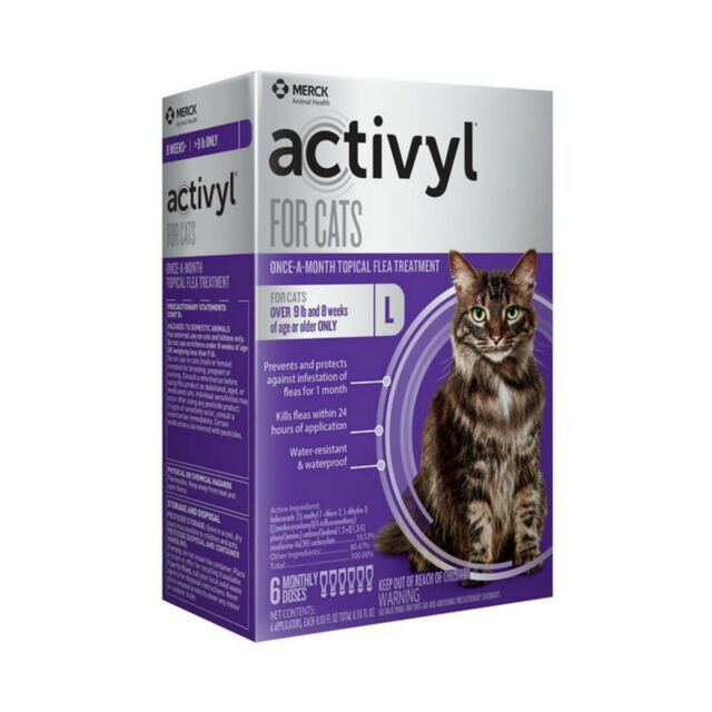 Activyl For Cats Over 9 Lbs