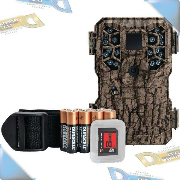NEW Stealth Cam 8.0-Megapixel Scouting Trail Cam Camera