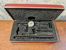 Starrett Last Word Dial Indicator No 711 With Case Tools Look New