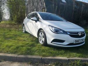 2018Model Vauxhall Astra 1.6 cdti, Full Service History,Free delivery!!!
