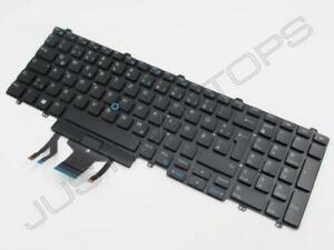 Originale Dell Latitude E5570 Tedesca Tastiera 2R2P6