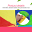 Outdoor-Children-Group-Game-Team-Building-Parachute-Rainbow-Game-Toys-Kids-Adult thumbnail 5