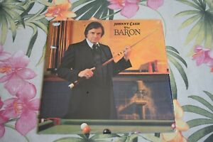 Johnny-Cash-The-Baron-Columbia-Records-FC37179-1981-Country-Vinyl-Record-LP-NM