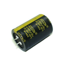 1pcs 25v47000uf Aluminum Electrolytic Capacitor Audio Filter Capacitor 35x50mm