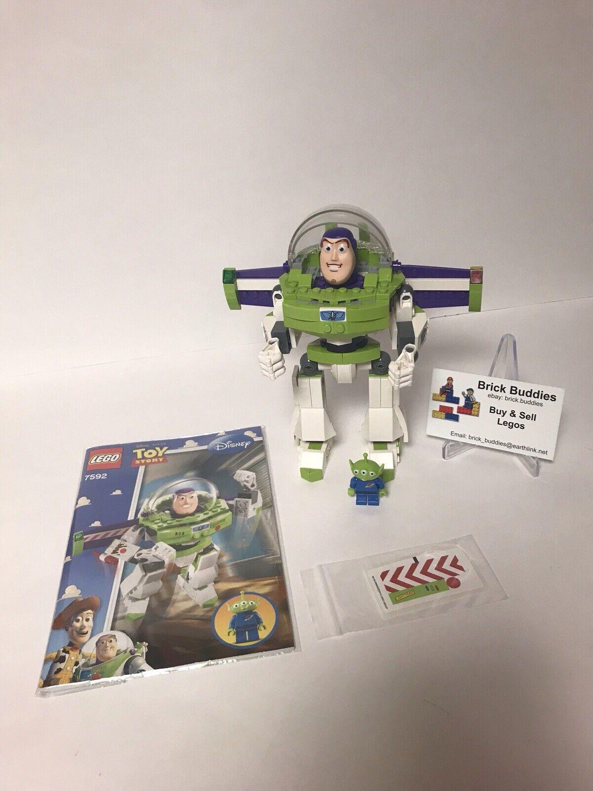 Lego Juguete Story-construir-a-Buzz - 7592