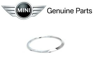 For-Mini-Cooper-07-10-Headlight-Trim-Ring-Passenger-Right-Chrome-NEW-51137149906