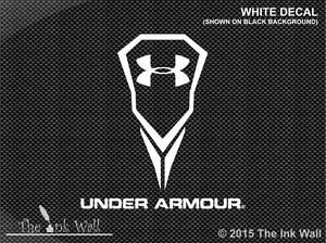 Under-Armour-Lacrosse-Vehicle-Window-Decal-Sticker