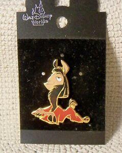 WDW-Disney-Pin-EMPEROR-KUZCO-Llama-The-Emperor-039-s-New-Groove-2002