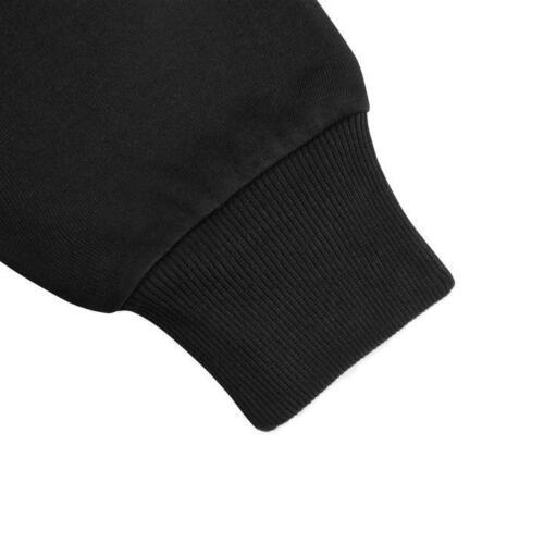 ✅ Sweatjacke Kapuzenjacke Herren LEE COOPER Sweatshirt Hoody Pullover Schwarz