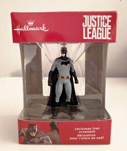 Hallmark-JUSTICE-LEAGUE-BATMAN-Christmas-Ornament-2017-DC-Comics-WB-2HCM1040