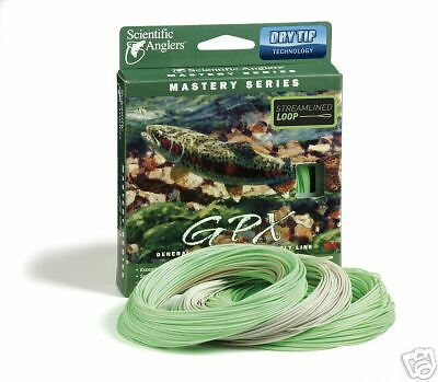 Scientific Angler Fly Line Mastery GPX WF8F GREAT NEW