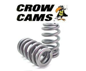 SET OF 12 CROW CAMS 130LB VALVE SPRINGS FOR HOLDEN ECOTEC L36 L67 S/C 3.8L V6