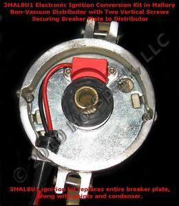 Thermo-Electron 8-Cyl Prestolite Distributor Electronic Ignition Conversion Kit