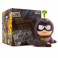 South Park:the Fractured But Whole Mysterion 7figure Kidrobot X South Park