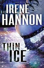 Men of Valor: Thin Ice : A Novel 2 by Irene Hannon (2016, Paperback)
