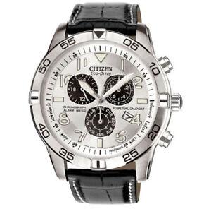Citizen-Men-039-s-Eco-Drive-Chronograph-Perpetual-Calendar-44mm-Watch-BL5470-14A