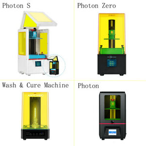 ANYCUBIC-Photon-Photon-S-Photon-Zero-Wash-amp-Cure-Machine-SLA-LCD-3D-Drucker
