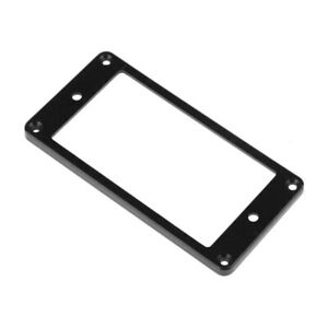 Guitar-Humbucker-Replacement-Mounting-Ring-NECK-Position-FLAT-TOP-New-Black