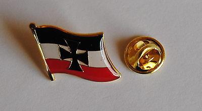 Flaggen-Pin//Anstecker Panama vergoldet
