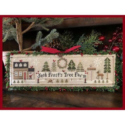 Jack Frost Jack Frost/'s Tree Farm Pattern 1
