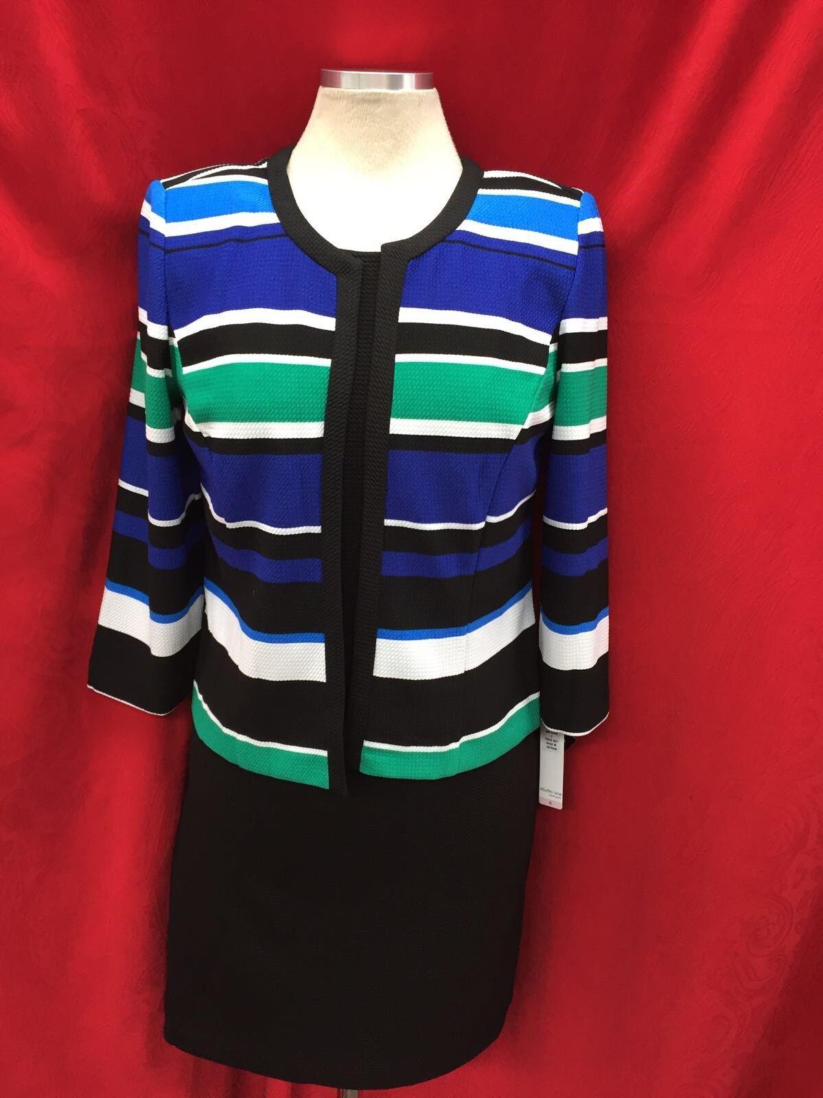 SANDRA DARREN DRESS SUIT SIZE 24W NEW WITH TAG DRESS LENGTH 42
