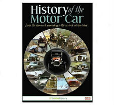 History Of The Motor Car DVD - Dawn of Motoring to the Arrival of the Mini  Duke