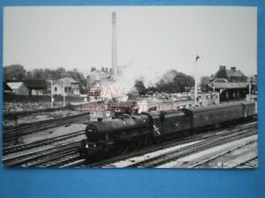 PHOTO  LMS JUBILEE 460 45697 ACHILLIES AT SKIPTON - Tadley, United Kingdom - PHOTO  LMS JUBILEE 460 45697 ACHILLIES AT SKIPTON - Tadley, United Kingdom