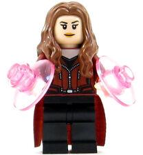 NEW LEGO SCARLET WITCH MINIFIG marvel figure minifigure 76051 avengers female