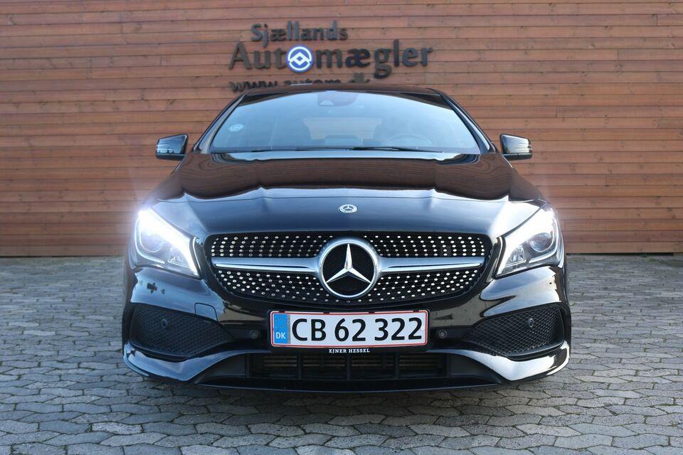 Mercedes CLA200 1,6 Final Edition SB aut. Benzin aut.