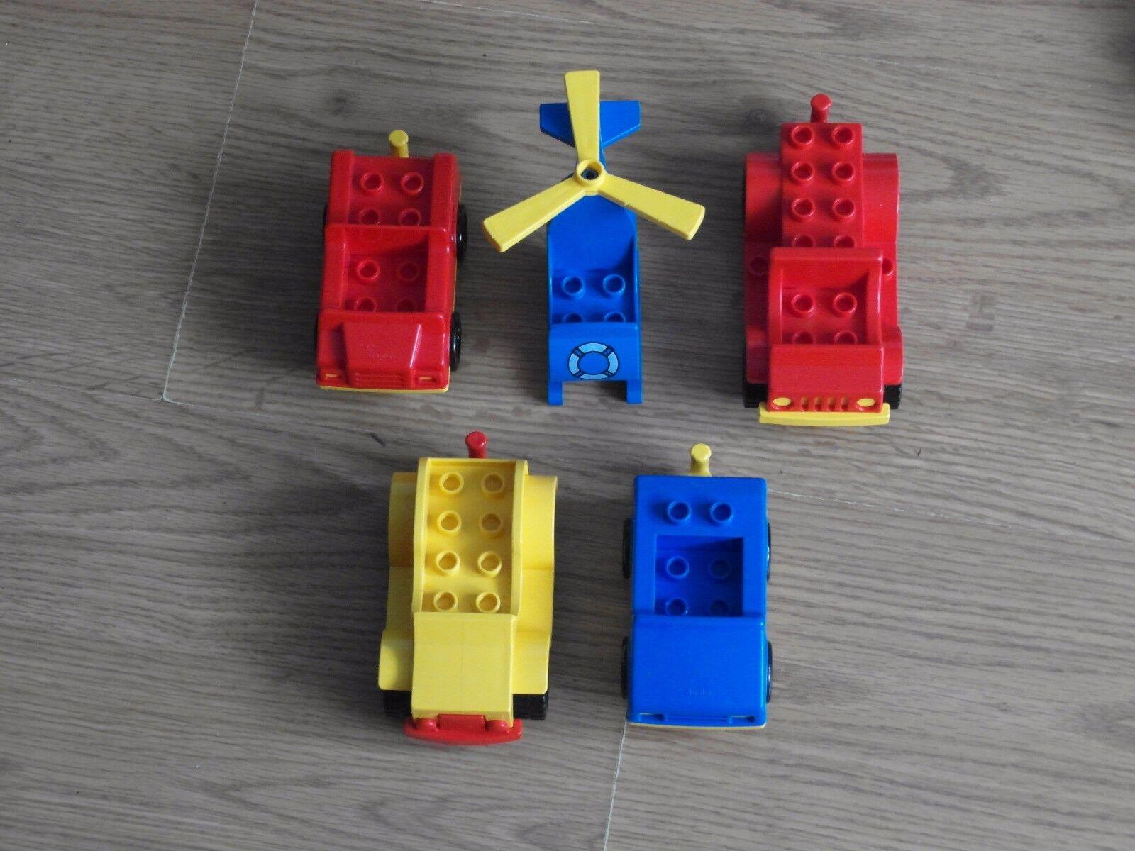 Lego duplo - - 5 gmt25 fahrzeuge - gmt25 5 371920
