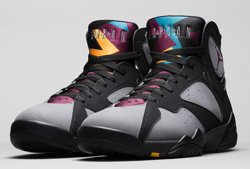 NIKE AIR JORDAN 7 BORDEAUX US US US UK7 8 9 10 11 12 QS 304775-034 +GS KIDS BG 2015 670427