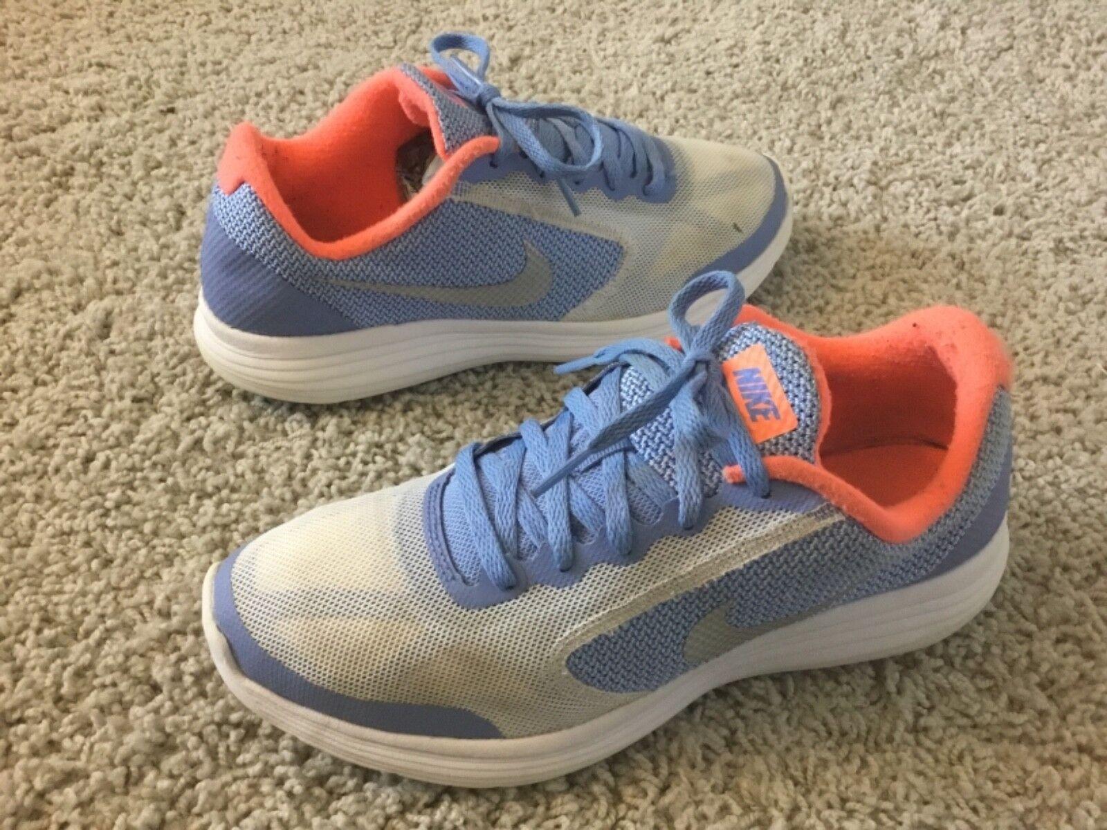 Le scarpe da ginnastica nike rivoluzione 3 dimensioni 7y (don '8b) multi - Coloreeee | Sale Online  | Scolaro/Ragazze Scarpa