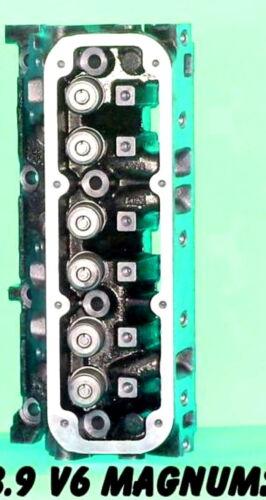 NEW CHRYSLER DODGE DAKOTA RAM 3.9 MAGNUM V6 CYLINDER HEAD 92-02