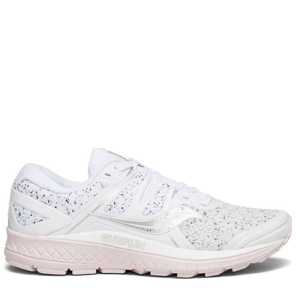 Saucony Omni ISO Damen Laufschuhe Runningschuhe Turnschuhe Weiß Noise  | Förderung