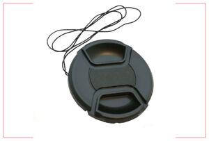 Hochwertiger-lc-72-Center-Pinch-Lens-Cap-fuer-Canon-passen-siehe-Liste-72mm-Gewinde