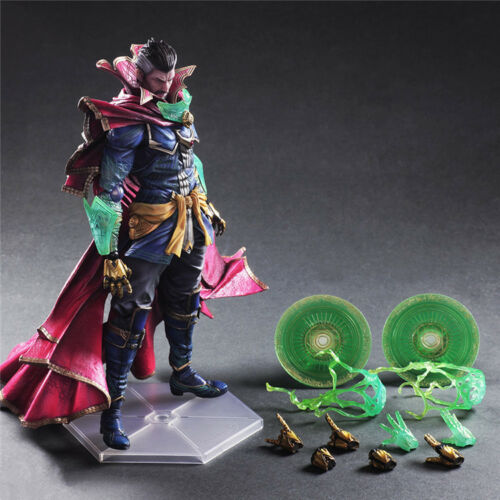 Variant Play Arts Kai Marvel Universe Doctor Strange Action Figure New In Box