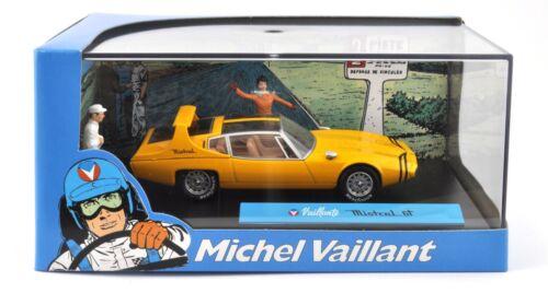 1//43 IXO ALTAYA VOITURE DIECAST MODEL V14 Michel Vaillant Le Mans MISTRAL GT