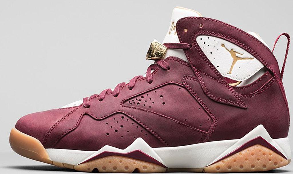 Nike Air Jordan 7 VII Retro C&C Cigar Size 8.5. 725093-630 1 2 3 4 5 6