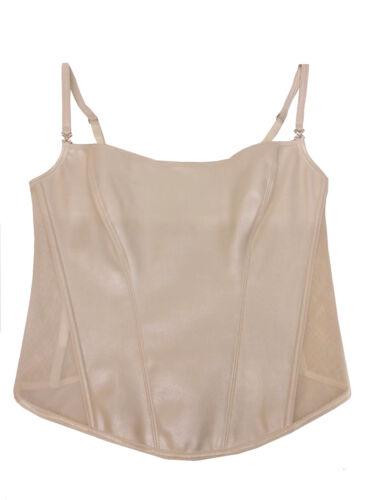 New Ladies Strappy Plain Camisole Bralet Vest Tan colour Outfit  Crop Top