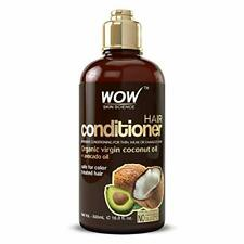 WOW Hair Conditioner Coconut & Avocado For Dry Hair - 16.9 Oz