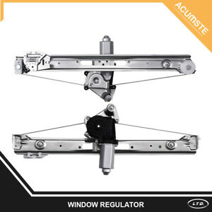 Window regulator For bmw 3 Series Rear Passenger from 1999 to 2005 e46