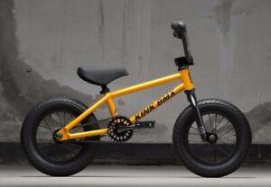 "Kink BMX Roaster 2021 (Gloss Dusk Orange) 12"" Kids Bicycle"