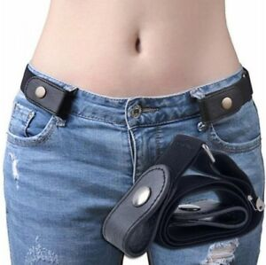 Buckle-Free Adjustable Belt High Quality  NEW ARRIVAL HOT DEAL