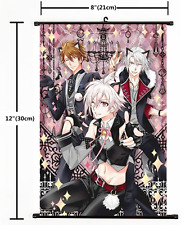 HOT Anime Idolish7 Idolish 7 Wall Poster Scroll Home Decor Cosplay 1621