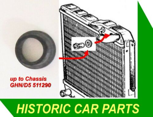 ELECTRIC FAN RADIATOR TEMPERATURE SENSOR SEAL for MGB  Roadster /& MGBGT 1976-80