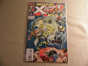 X-Force-33-Marvel-1994-Free-Domestic-Shipping