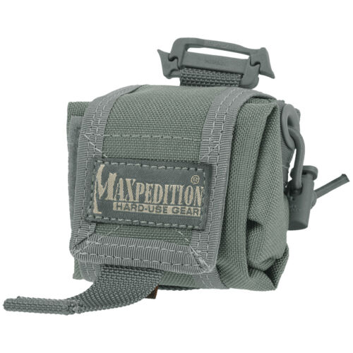 Maxpedition Mini Rollypoly Universal Military Folding Dump Pouch Foliage Green